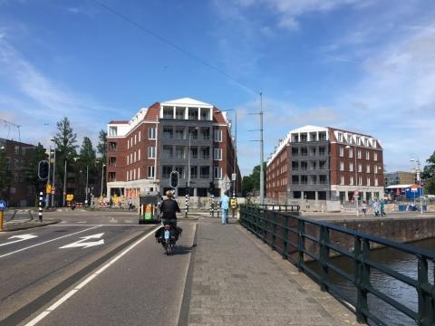 Te huur appartement in Amsterdam centrum