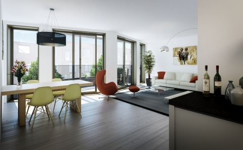 Te huur appartement in Amsterdam Oost